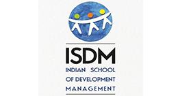 ISDM Post Graduate Programme Scholarship 2018