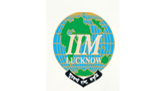 IIM Lucknow Fellow Programme in Management 2017-18