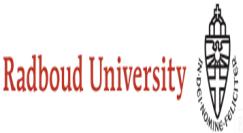 Radboud Scholarship Programme 2017
